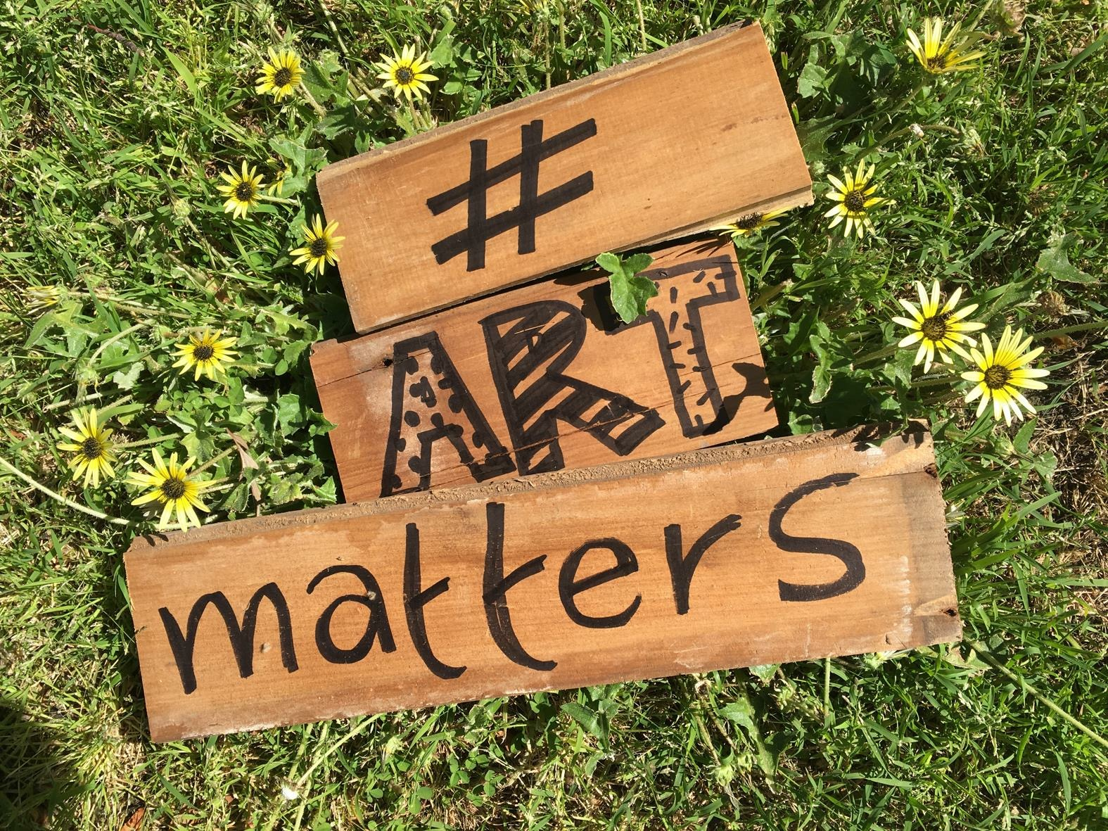 Does Art Matter to You?