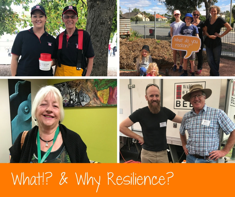 What !? & Why RESILIENCE?