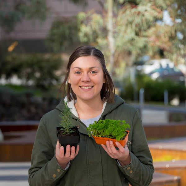 """""""My happy place in nature in One Tree Hill because it's peaceful. My favourite activity is bush walking at One Tree Hill. It's important to have time in the natural environment, it benefits our mental health."""""""
