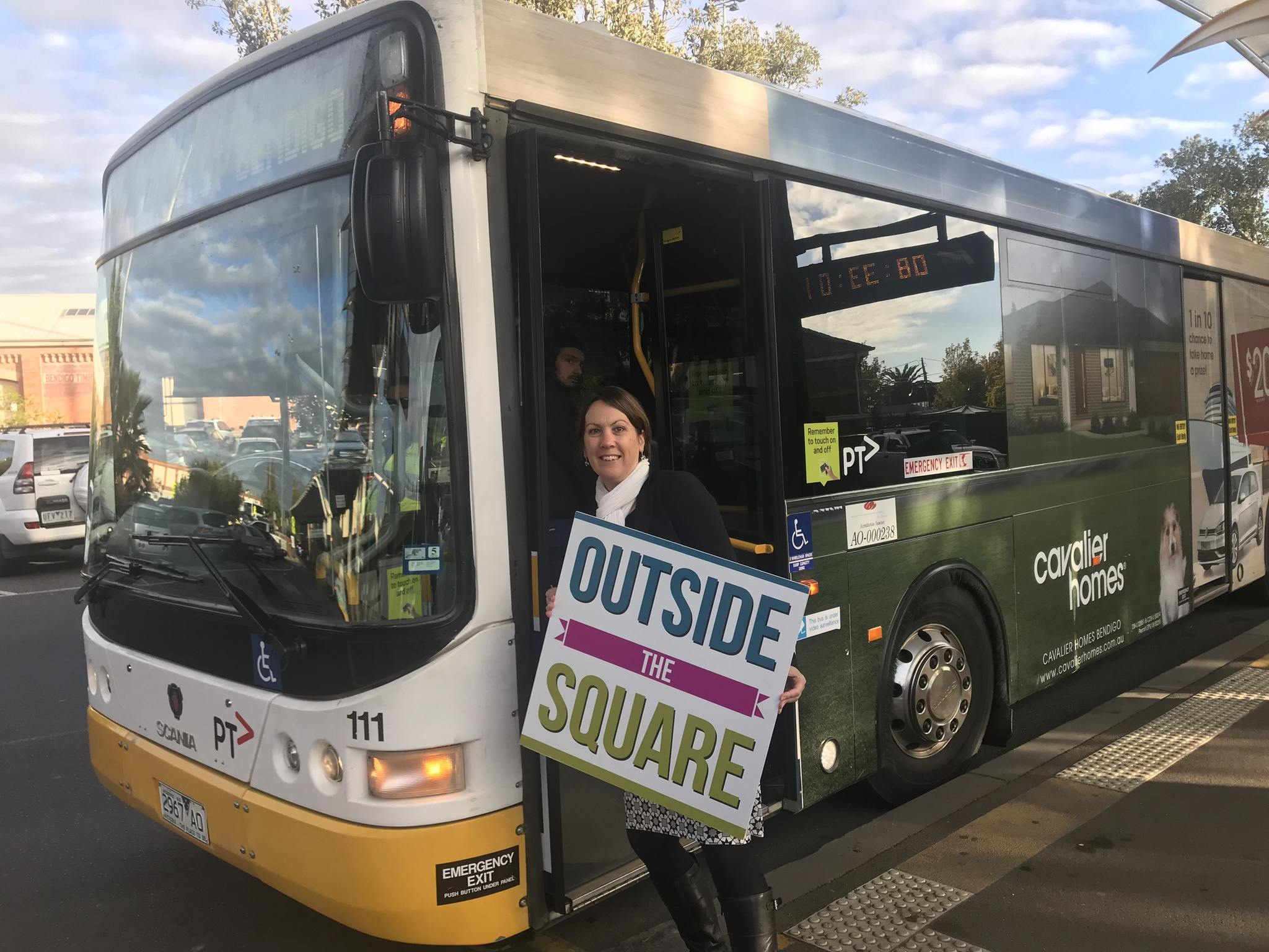 Curious About Climate? Get on the bus!