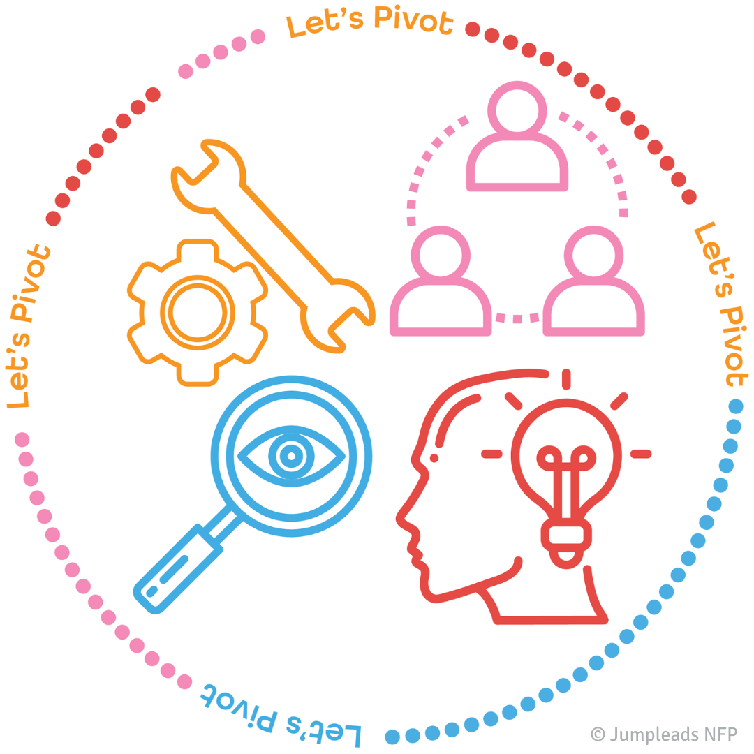 Why Join Let's Pivot?