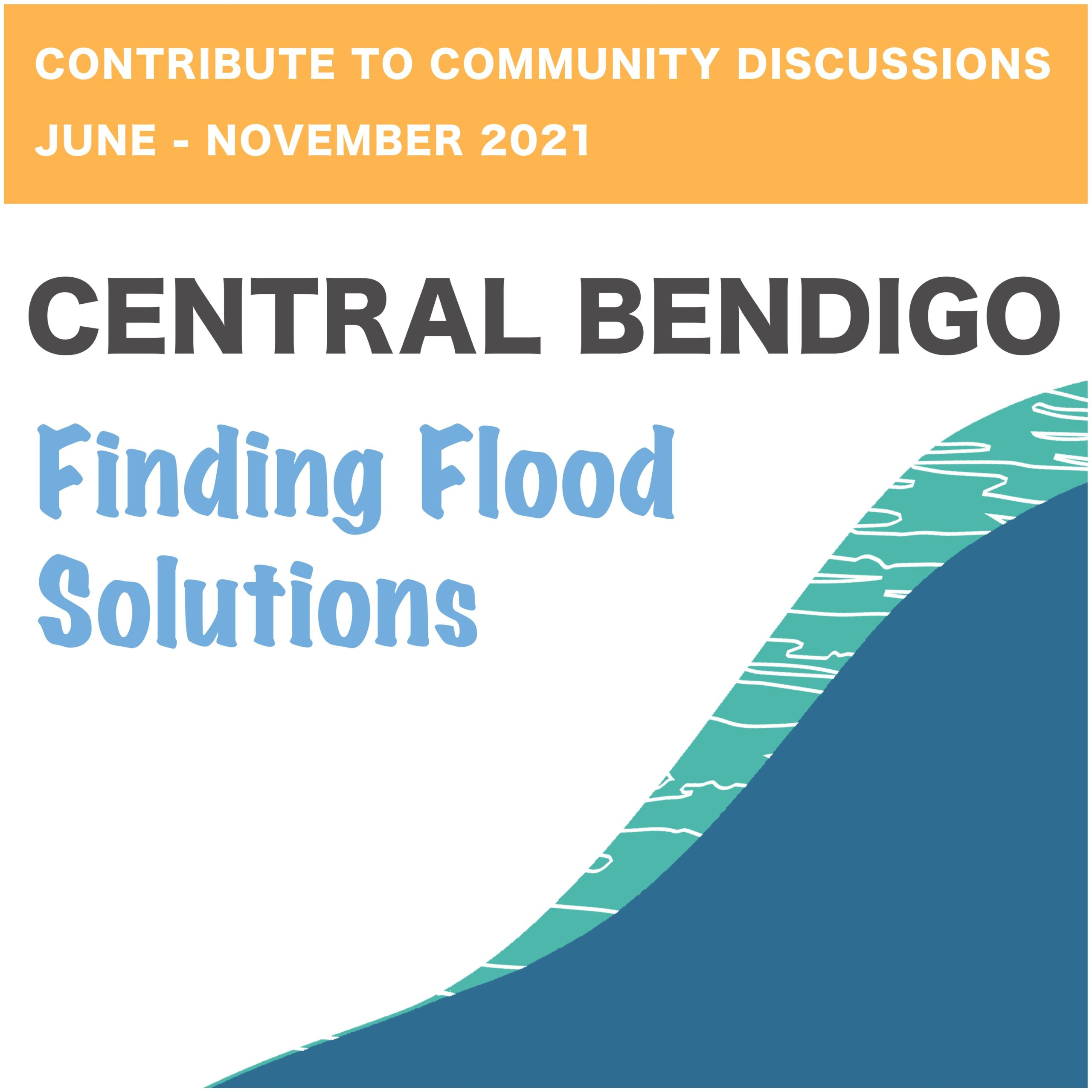 Have your say on Flood Solutions in Central Bendigo